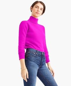 J. Crew sweater styles