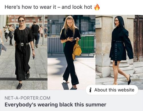 fashion headlines