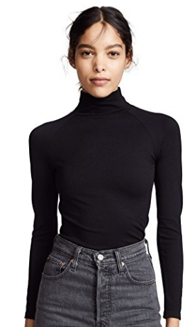 black turtleneck, turtleneck styles, winter dressing, winter outfit ideas, cozy chic outfit ideas, fashion inspirations, s