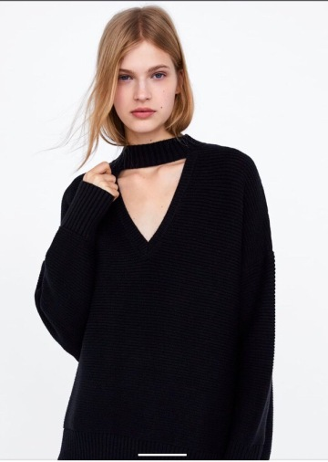 Zara sweater styles 2018